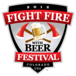 Fight fire with beer!