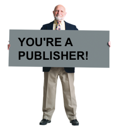 AN AFFILIATE IS A PUBLISHER