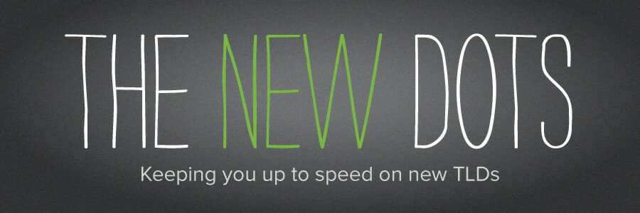 The New Dots: Keeping you up to speed on new TLDs