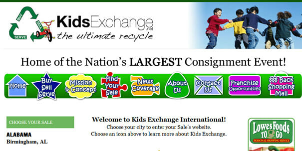 kidsexchange-dot-net