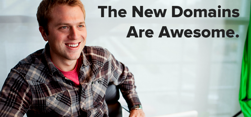 new-domains-awesome