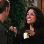 Elaine Benes, a New Yorker, begs for her 212.