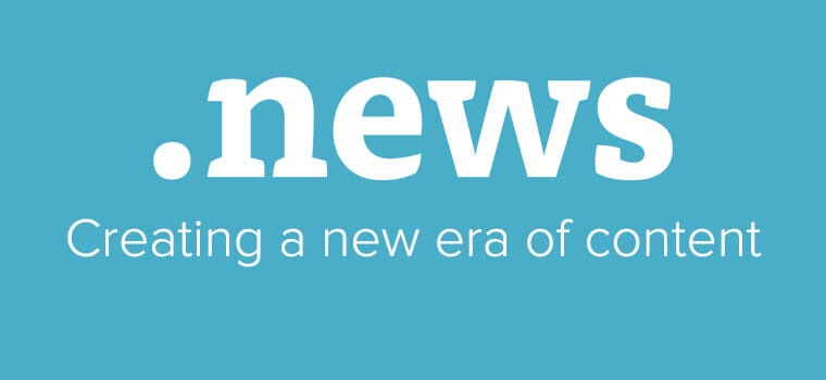 .news: creating a new era of content