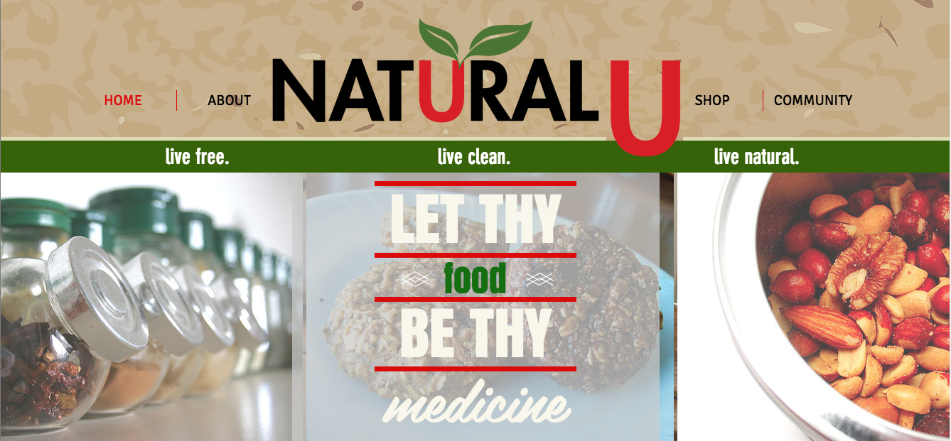 NaturalU foods