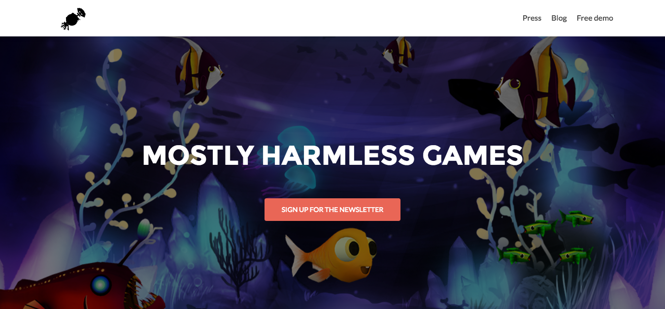 Mostly Harmless Games screenshot
