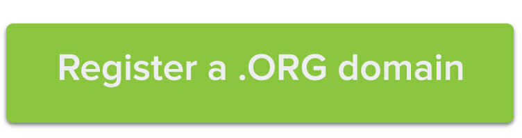 Register a .ORG domain