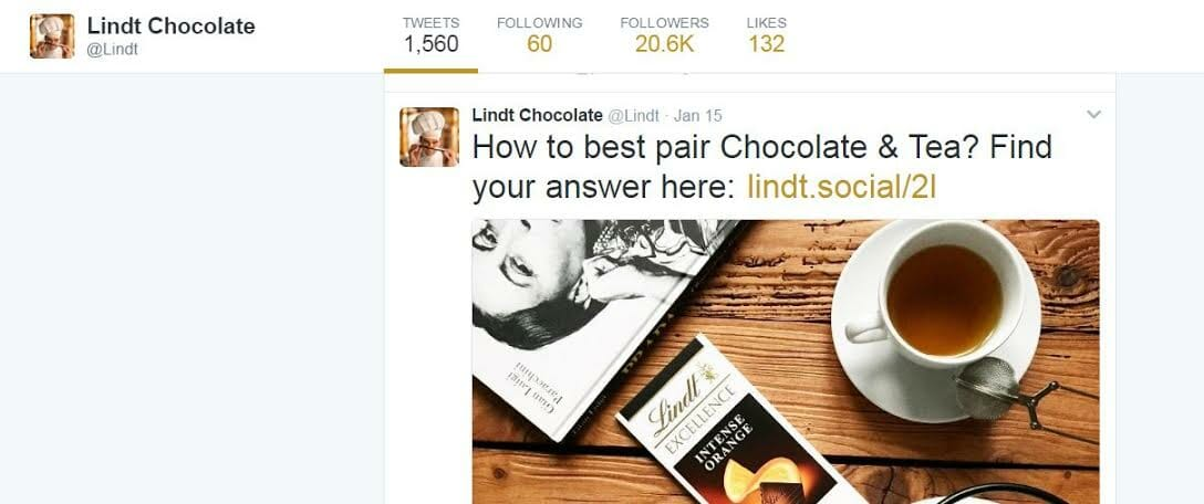 lindt.social on Twitter