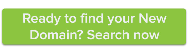 Ready to find your New domain? Search now