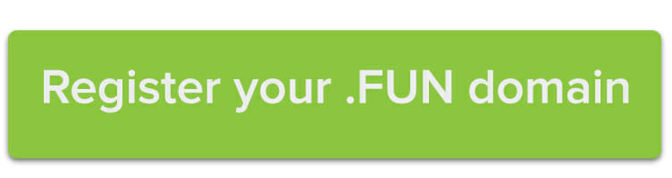 Register your .FUN domain