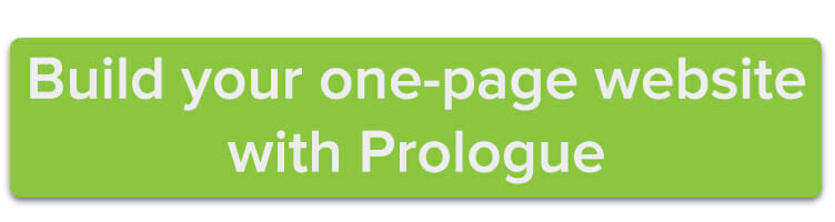 Build your one-page website with Prologue