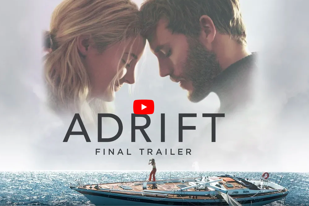 Adrift movie trailer