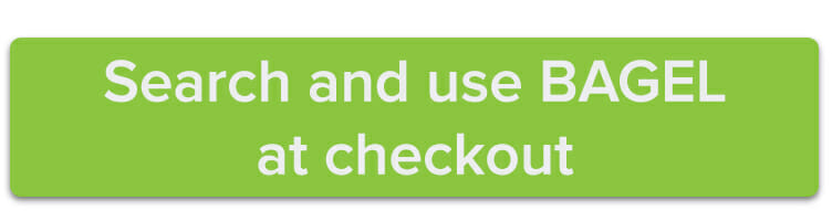 Search and use BAGEL at checkout
